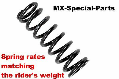 KTM SXF 250 SX-F # SHOCK SPRING with matching SPRING RATE for the driver >select