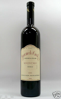 Greenock Creek Roennfeldt Road Shiraz 2001 Red Wine