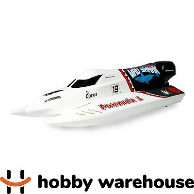 RC Racing Boat Joysway 8205 Mad Shark 2.4Ghz Brushless with LiPo Battery