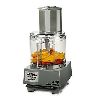 Waring - WFP14S - Food Processor with 3 1/2 Qt Batch Bowl