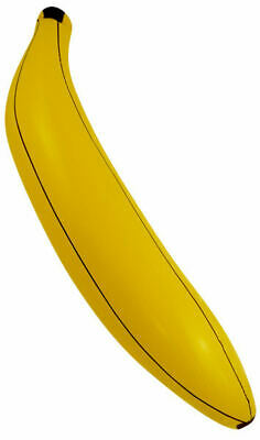 Inflatable Banana - 80cm - Pinata Toy Loot/Party Bag Fillers Wedding/Kids