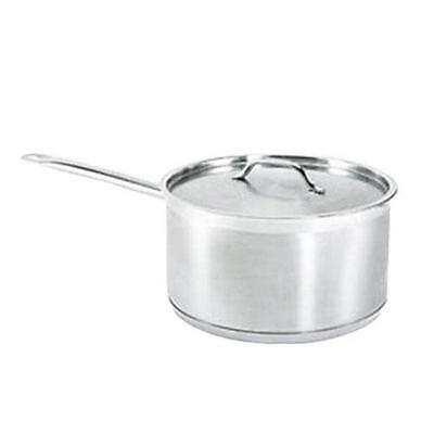 Update  - SSP-2 - 2 Qt Induction Ready Stainless Steel Sauce Pan