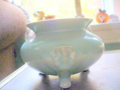 Weller Pottery Planter  Footed Bowl
