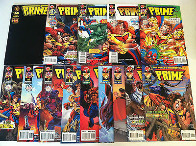 Prime lot of 44 issues with near complete sets of first and second series