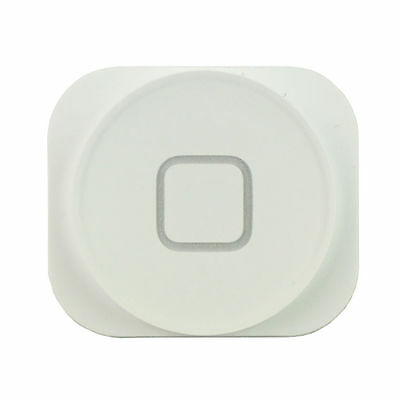 iPhone 5 Home Button Menü Taste - 5G - white - Weiß