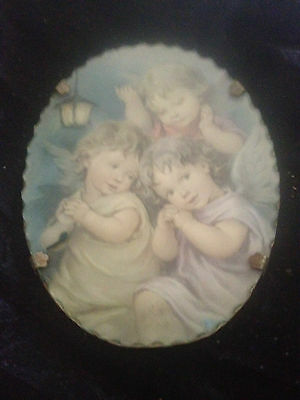 A Beautiful old Vintage Frame of Angle Children