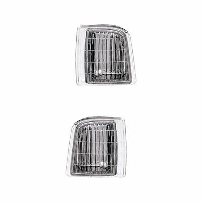 PAIR of Corner Lights - Left & Right Sides - Fits 95-05 Chevy Astro & GMC Safari