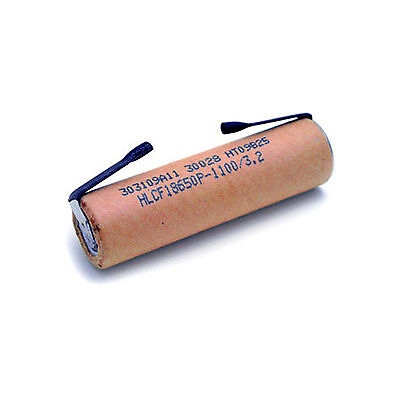 18650P 3.2V Dynamic 10C LiFePO4 Rechargeable Battery FAST USA SHIP