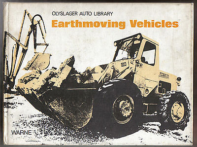 Earthmoving Vehicles Whitlock WABCO Thwaites Muir-Hill Leyland Le Tourneau Holt