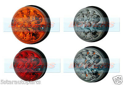 Land Rover Defender Rdx Led Front/Rear Side/Indicator/Stop/Tail Lamp/Light