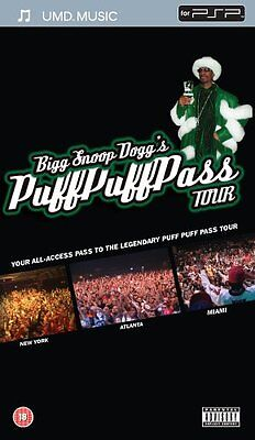 Bigg Snoop Dogg´s Puff Puff Pass Tour - Sony PSP - UMD
