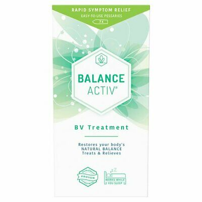 Balance Activ BV Vaginal Pessaries (7) **For Bacterial Vaginosis**