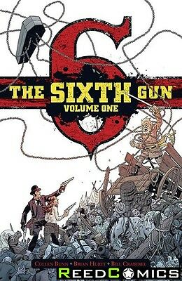 SIXTH GUN VOLUME 1 DELUXE EDITION HARDCOVER New Hardcover Collects Issues #1-11