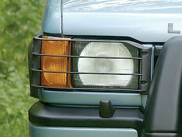 Land Rover Discovery 2 Td5 / V8  Front Light Guards  STC50026