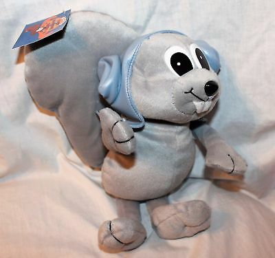 """Rocky & Bullwinkle Dudley Do Right the Monties 9""""Plush-"""