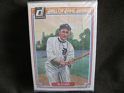 1983 Donruss Hall Of Fame Insert Set Of 44 Cards-Rare Set To Find In Mint Cond