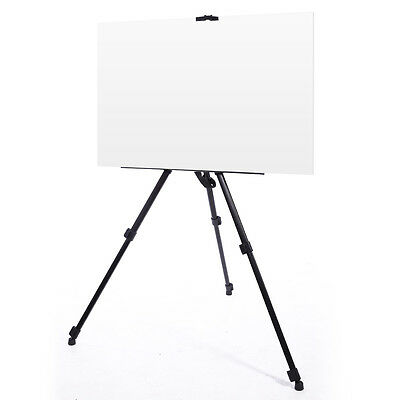 Adjustable Folding Tripod Easel Telescopic Display Art Painting Stand/Carry Case