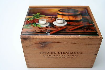 """Aroma"" Cigar Boxes w/Artworks.Dozen Pictures to Choose. Buy 1 get 2 w/ 20% Off"