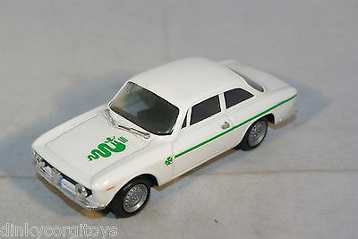 Progetto K Alfa Romeo Giulia Gt Rally White Mint Condition