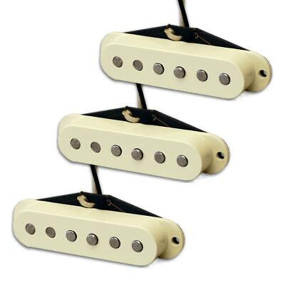 Lindy Fralin BLUES SPECIAL STRAT Pickup Set - Sweetest Vintage Tone!
