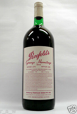 Penfolds Grange Shiraz 1979 Magnum Red Wine