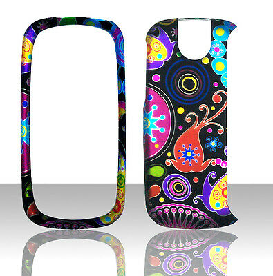 Rainbow Design Pantech Impact P7000 AT&T Case Cover Hard Phone Snap on Cases