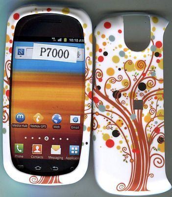 Pantech Impact P7000 at&t  Case Cover Hard Snap on Covers Lovely Tree