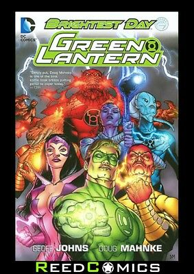 GREEN LANTERN BRIGHTEST DAY GRAPHIC NOVEL New Paperback Collects (2005) #53-62