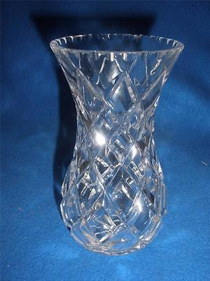 Fabulous Retro  Crystal Patterned Footed Dish