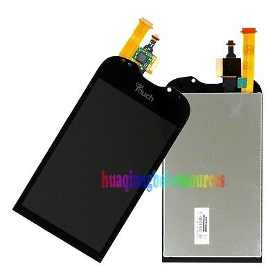 Full LCD Display + Touch Digitizer Screen Assembly For HTC myTouch 4G Slide