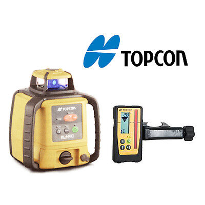 Topcon RL-H4C RB.D Rotating Level with LS-100D Receiver
