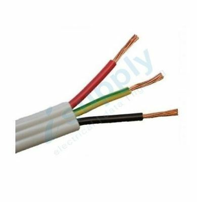 1mtre x 4mm Cable Twin and Earth TPS BUY PER METRE !!!