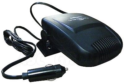 Sakura 12V Car Heater and Fan - New - Instant Heat and Cool - Defroster Demister