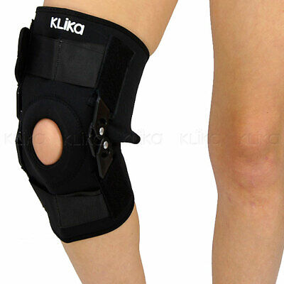 Knee Brace Neoprene Compression Bandage Sports Support Sporting Protector Strap