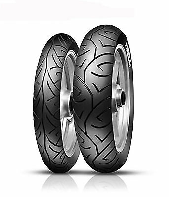 Pirelli Sport Demon Rear Sports Touring Motorcycle Tyre 130/80-18 (66V) Commuter