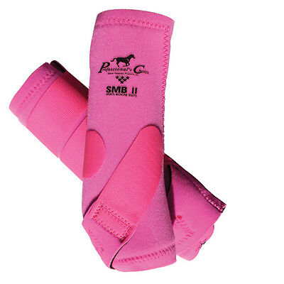 Professional's Choice SMB II Boots PINK Small S Prof Sport Medicine Boot SMBII