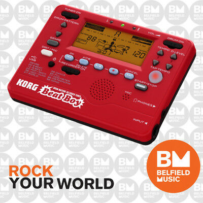 Korg Beat Boy Drum Machine Recorder and Tuner BeatBoy - BNIB - Belfield Music