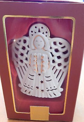Lenox Angel Tealight Candle Holder
