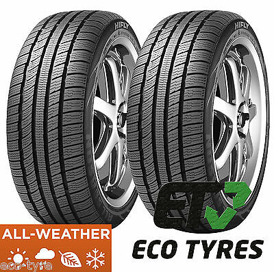 2X tyres 215 55 R16 97V XL House Brand 4S M+S All Weather Winter/Summer