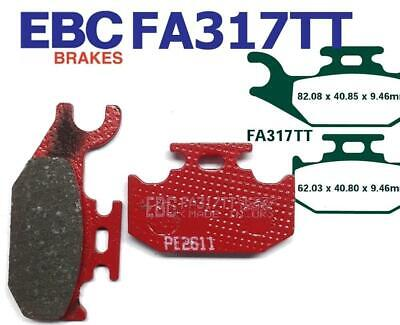EBC Bremsbeläge FA307R Links passt in Can-Am Outlander Max 650   07-10
