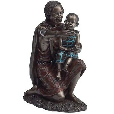 Maasai-18171 Salama Arms Of Safety-Patina-Boxed-New