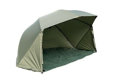 "Fox NEW Carp Fishing Royale 60"" Oval Brolly CUM154"