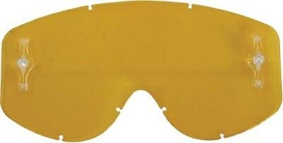 Scott USA Single Works Lens for Xi/80s Recoil Goggles, Yellow Works 206710-029