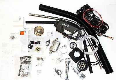 EBERSPACHER ESPAR D2 AIRTRONIC 24v DIESEL NIGHT BUNK HEATER KIT TRUCK BOAT