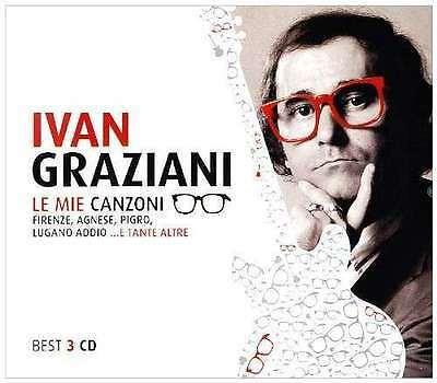 Le Mie Canzoni [3 CD] - Ivan Graziani BMG RIGHTS MANAGEMENT