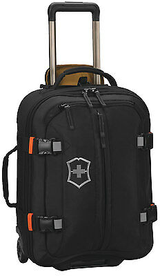 "Victorinox Ch-97 2.0 Collection 20"" Wheeled Carry On Upright Luggage - Black"
