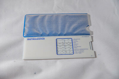 Blundell Harling Metriverter M3966P In Original Plastic Sleeve