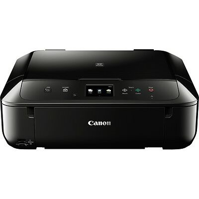 Canon PIXMA MG6860 All in One Inkjet Wireless Multifunction Printer Photo Scan