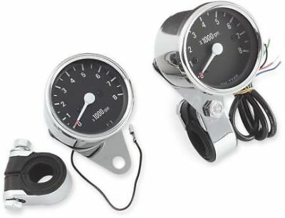 Bikers Choice Custom Mini Tachometer Mechanical 72116 49-3316