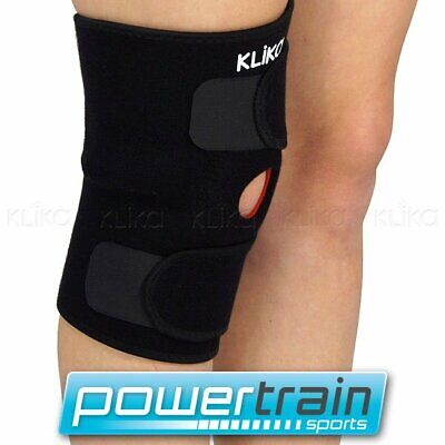 Knee Neoprene Compression Bandage Sports Support Protector Brace Sporting Strap